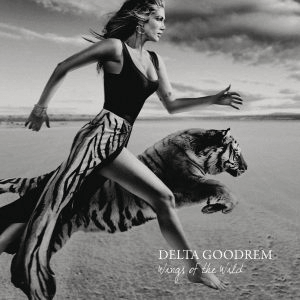 Wings of the Wild - Image: Delta Goodrem Wings of the Wild (Official Album Cover)