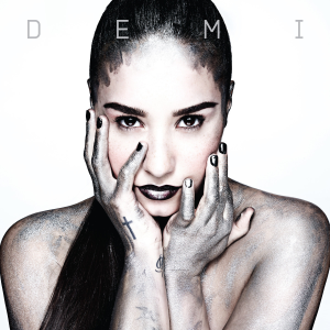 Demi (album) - Image: Demi Lovato Demi (Official album cover)