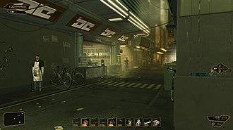 Deus Ex: Human Revolution - Image: Deus Ex Human Revolution screenshot