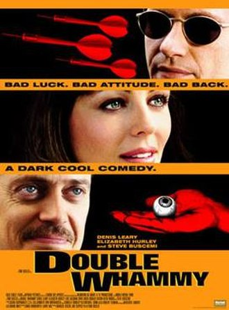 Double Whammy (film) - Image: Double whammy poster
