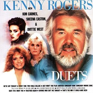 Duets (Kenny Rogers album) - Image: Duets Kenny