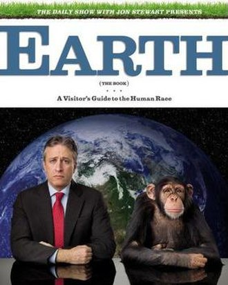 Earth (The Book) - Image: Earth The Book