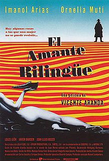 <i>The Bilingual Lover</i> 1993 film by Vicente Aranda