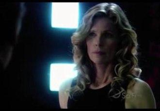 No Exit (Battlestar Galactica) - Ellen Tigh after resurrecting on a Cylon basestar