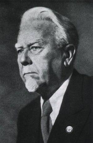 Ernst Rüdin - Ernst Rüdin, 1944