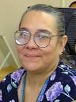 Esther Buckley - Image: Esther Buckley of Laredo, TX
