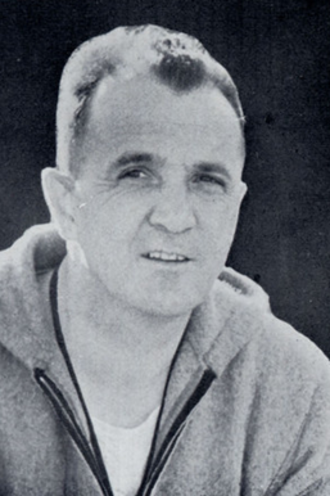 Evan O. Williams - Williams pictured in The Quax 1934, Drake Yearbook