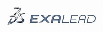 Exalead - Image: Exalead Logo 2012
