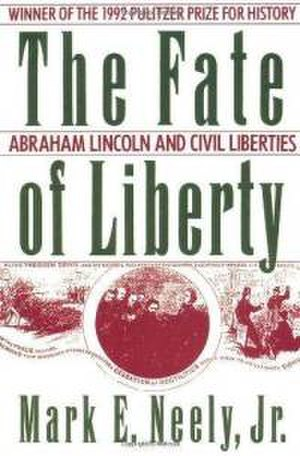 The Fate of Liberty - Image: Fate of Liberty book cover