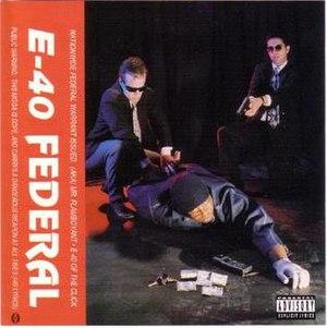 Federal (album) - Image: Federal original