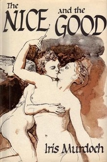 First English edition cover of Iris Murdoch's novel The Nice and the Good.jpg