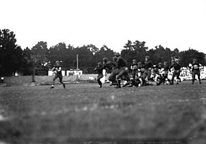 1930 Florida Gators football team - Image from Florida-Florida Southern game.