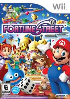 <i>Fortune Street</i> 2011 video game