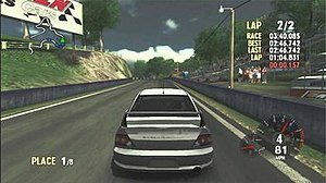Forza Motorsport - The first installment in the franchise, Forza Motorsport was also the only title in the series to be released on the original Xbox console.