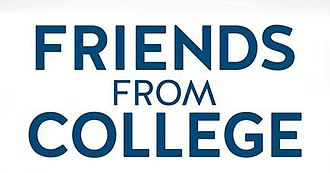 Friends from College - Image: Friends for College logo