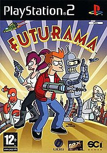 futurama video game wikipedia