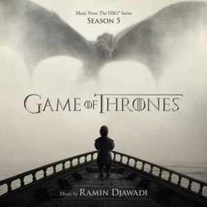 Game of Thrones: Season 5 (soundtrack) - Image: Game of Thrones (season 5 soundtrack) cover