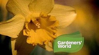 Gardeners' World - Image: Gardeners world title