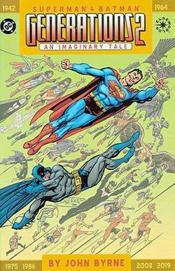 Superman Batman Generations Wikipedia