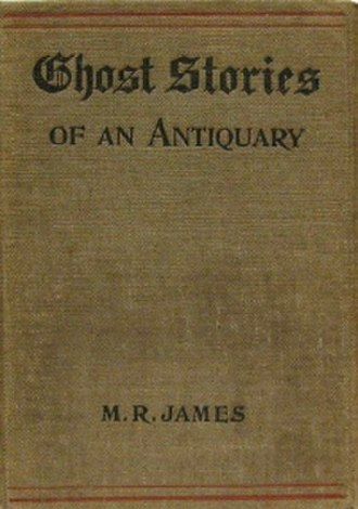 The Mezzotint - Image: Ghost stories of an antiquary