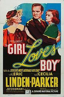 <i>Girl Loves Boy</i> 1937 film