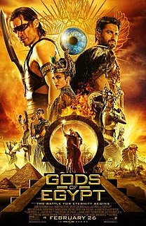 2016 US fantasy film directed by Alex Proyas