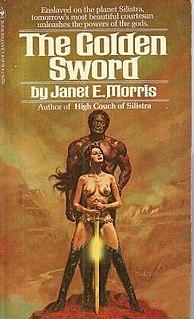 <i>The Golden Sword</i> novel by Janet Morris