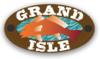 Official seal of Grand Isle, Louisiana