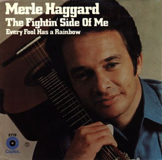 The Fightin' Side of Me - Image: Haggard Fightin side