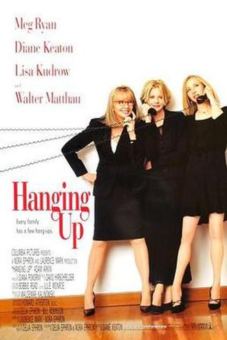 Hanging Up - Theatrical poster