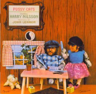 Pussy Cats - Image: Harry Nilsson Pussy Cats