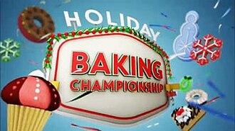 Holiday Baking Championship - Image: Holiday Baking Championship logo