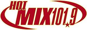 KMXF - Image: Hotmix 101.9