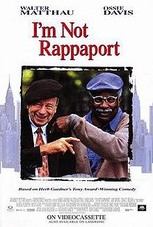 mi estas Not Rappaport (filmo).jpg