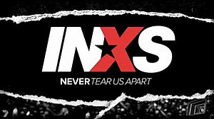 INXS: Never Tear Us Apart - INXS: Never Tear Us Apart logo