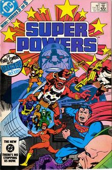Super Powers Collection - Wikipedia