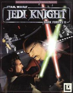 <i>Star Wars Jedi Knight: Dark Forces II</i> 1997 video game