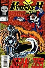 Jigsaw (Marvel Comics) - Wikipedia
