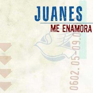 Me Enamora - Image: Juanes meenamora