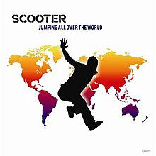 SCOOTER - JUMPING ALL OVER THE WORLD LYRICS