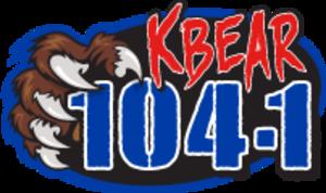 KBRJ - Image: KBRJ KBEAR104.1 logo