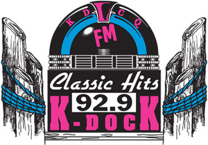 KDCQ - Image: KDCQ FM logo