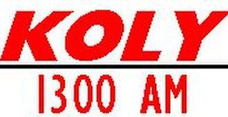 KOLY (AM) - Image: KOLY Logo