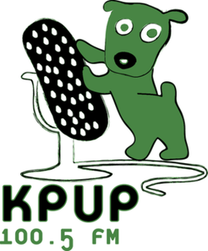 KPUP-LP - Image: KPUP LP logo