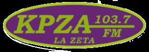 KPZA-FM - Image: KPZA FM station logo
