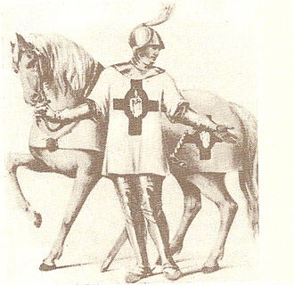 Armenian Kingdom of Cilicia - A Cilician Armenian cavalryman