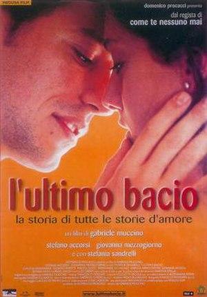 The Last Kiss (2001 film) - Image: L'ultimo bacio