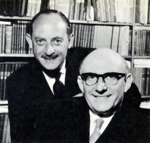L. N. and M. Williams - Leon Norman Williams (left) and Maurice Williams (right)