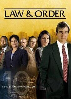 <i>Law & Order</i> (season 10) Season of television series