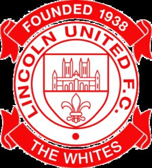 Lincoln United F.C. - Image: Lincoln United F.C. logo